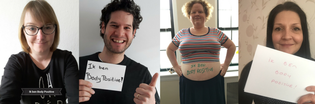 Body Positive supporters 1