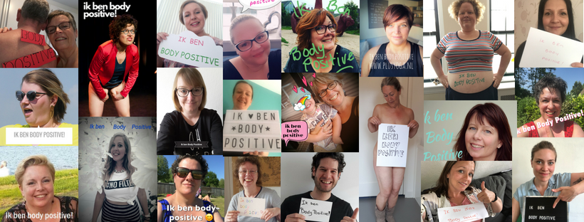 Body Positive supporters